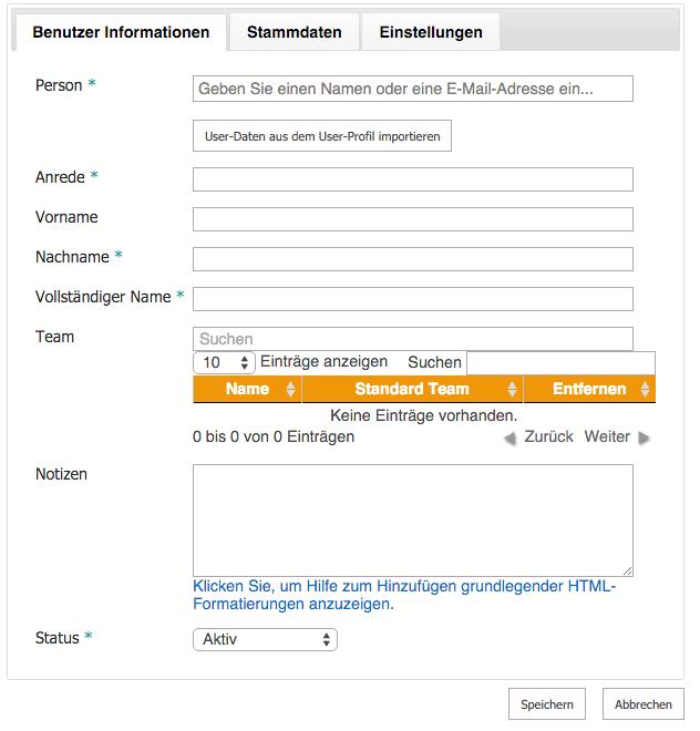 SharePoint Formular Tabs erweitern