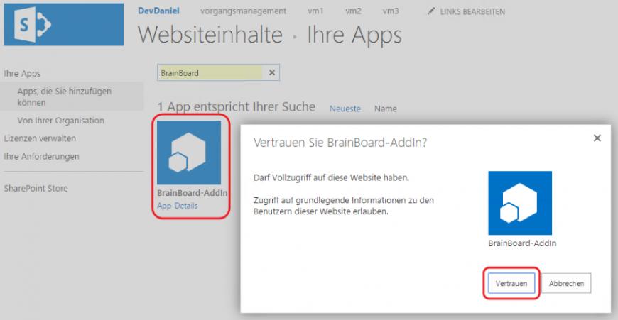 brainboard-app-hinzufuegen