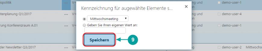 SharePoint Templates Lösungen Kennzeichnung ändern