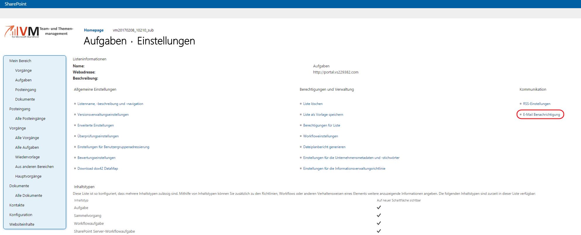 Wie konfiguriere ich zeitgesteuerte E-Mail-Benachrichtigungen für ...