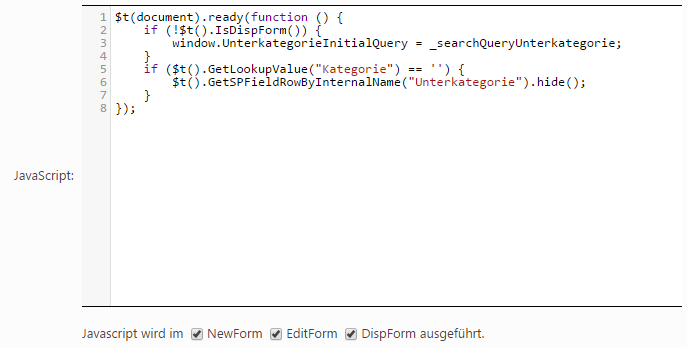 Screenshot JavaScript